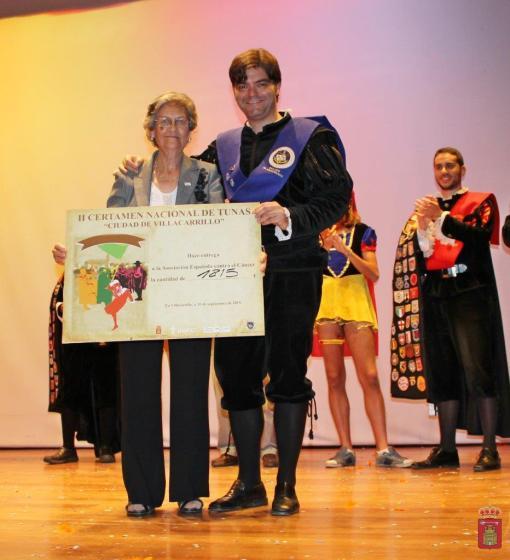 58 Concurso de Tunas Ciudad de Villacarrillo