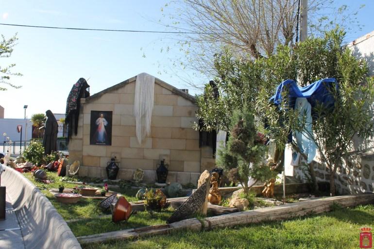 4 CRUZ. GANADORA, Cruz Antiguas alumnas de Santa Ángela de la Cruz b