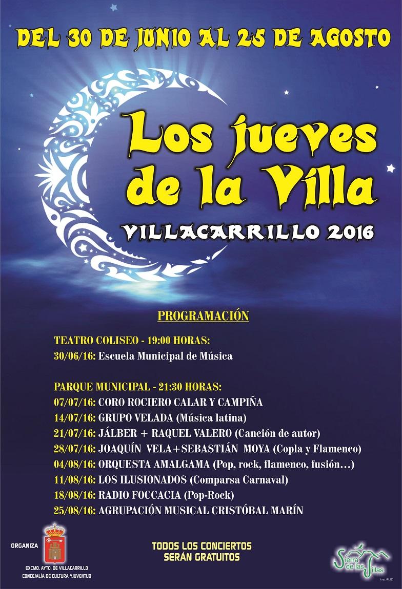 CARTEL LOS JUEVES DE LA VILLA (2)