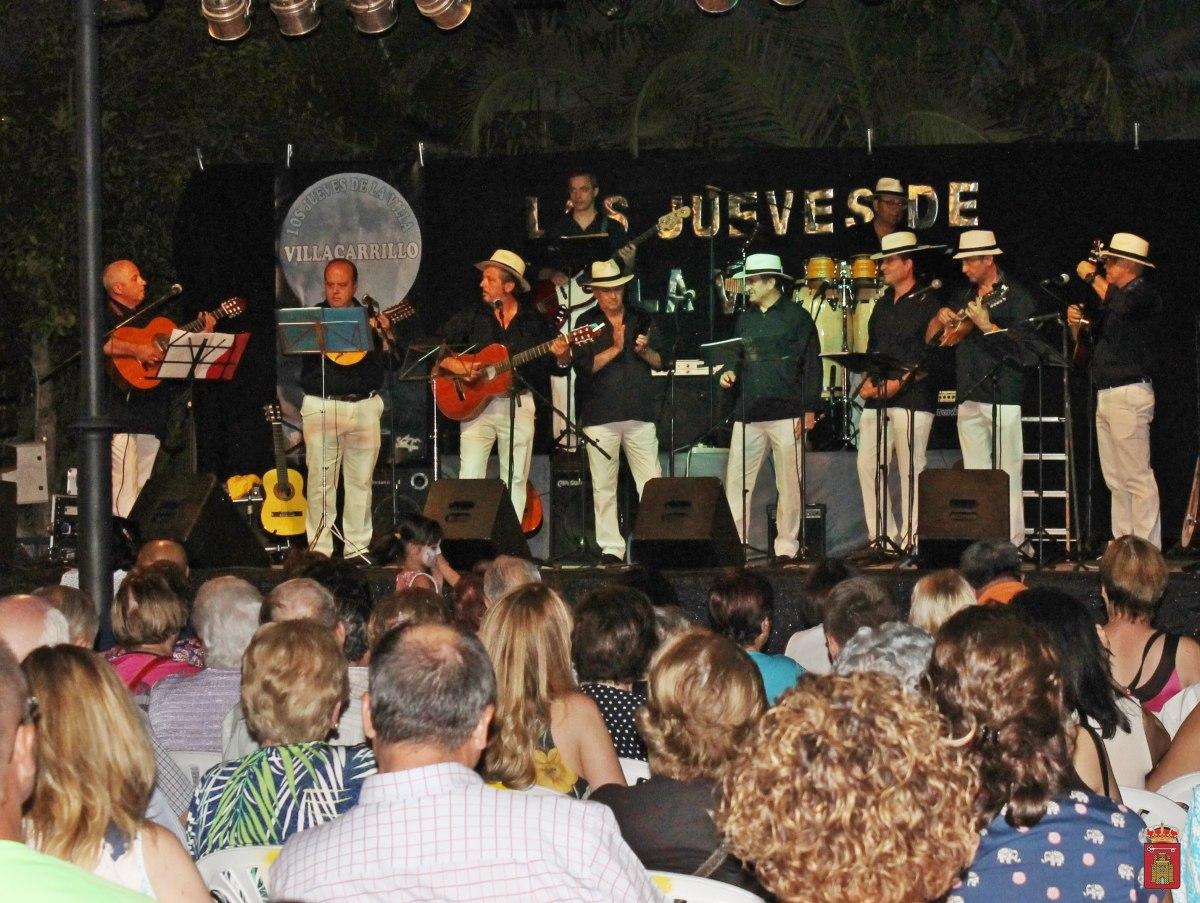 14-7-2016 Grupo Velada a