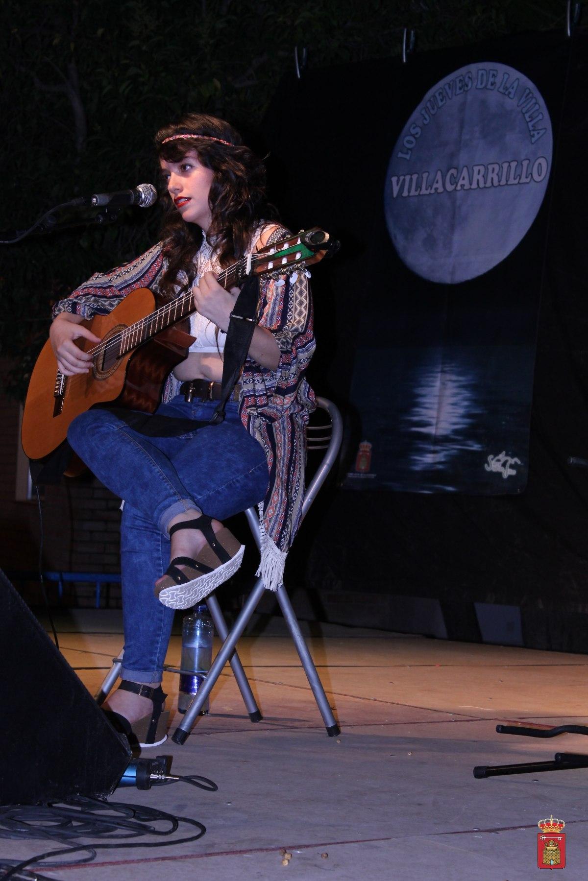 21-7-2016 Raquel Valero