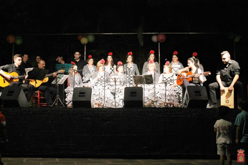 7-7-16 Coro Rociero Calar y Campiña