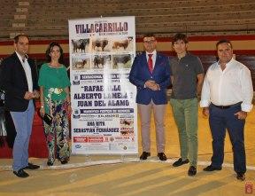 Presentación de los Festejos Taurinos 2016