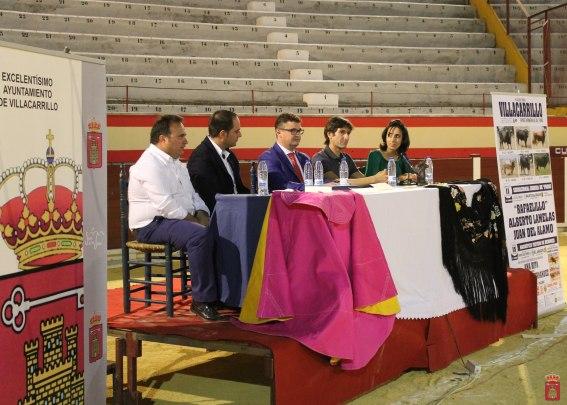 Presentación Festejos Taurinos 2016