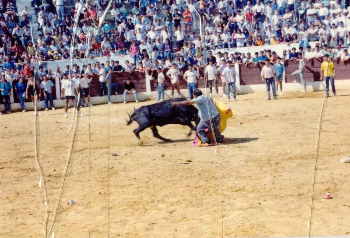 Mateo Vargas, Tobalera 1974. F.Vargas Manzano