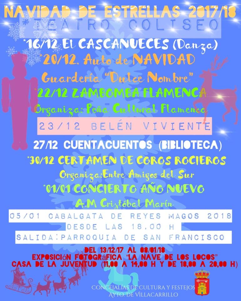 NAVIDAD DE ESTRELLAS 2017
