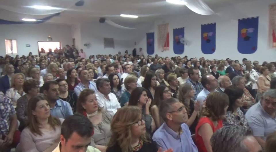 GRADUACION IES SIERRA DE LAS VILLAS 2018 BACHILLERATO 5