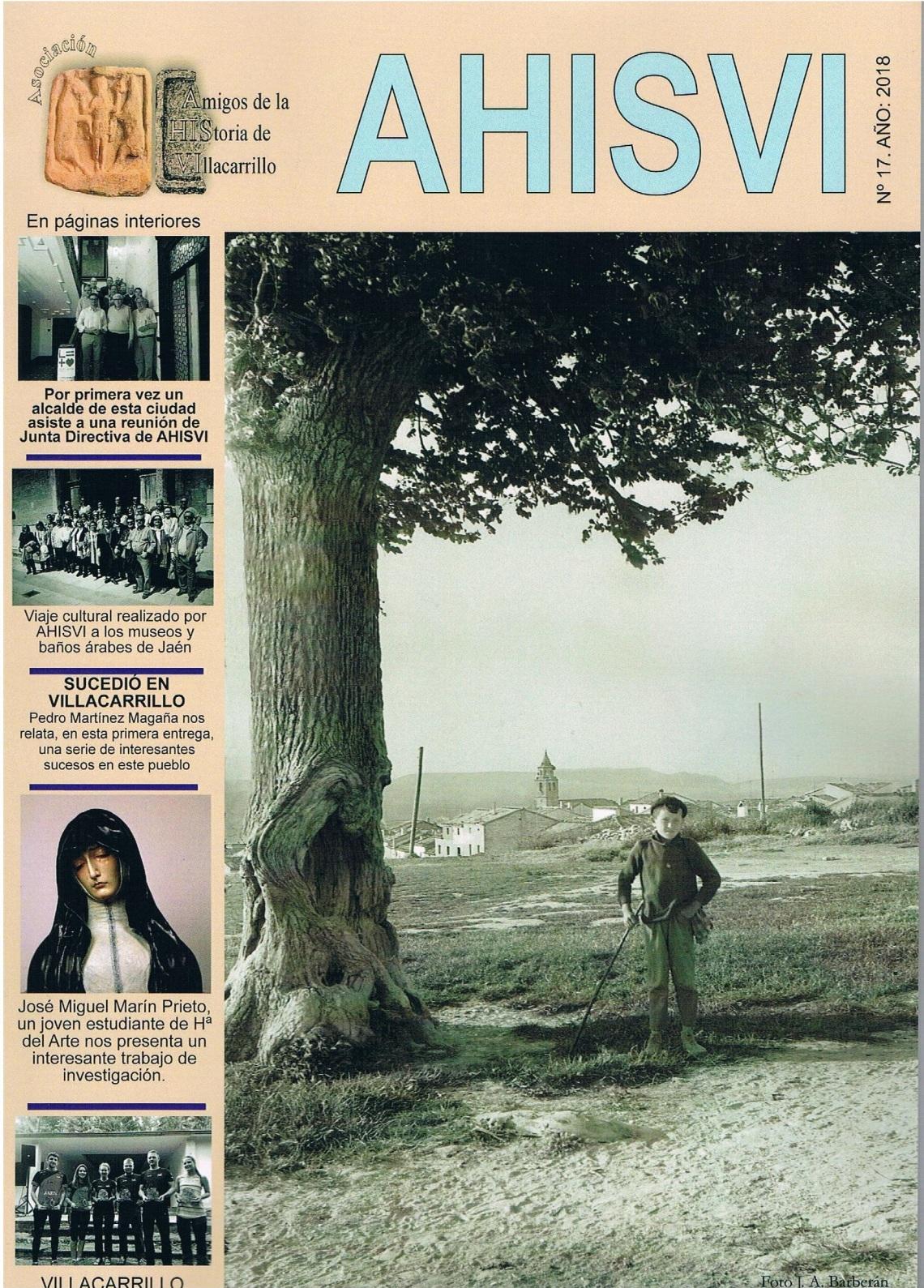 Revista Ahisvi nº 17 - 2018