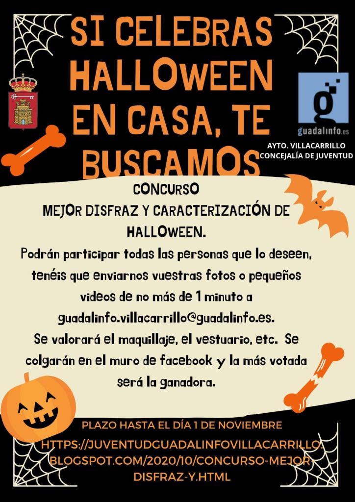 Halloween en Villacarrillo